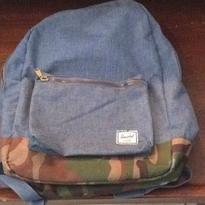 Herschel Supply Co. Little America backpack camo